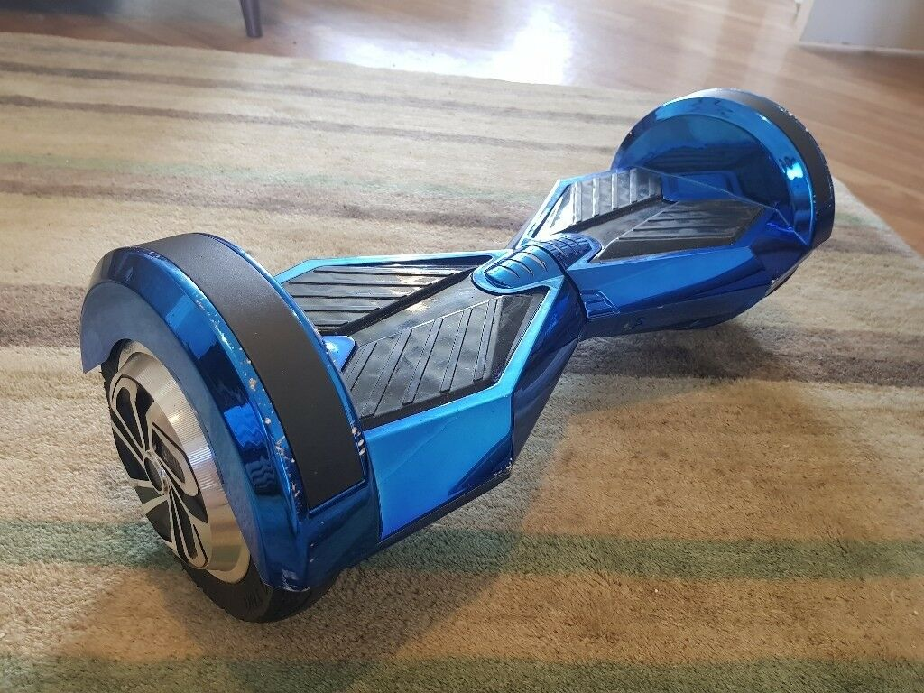 Hoverboard Blue Segway Lamborghini Edition For Sale 8 Inch With
