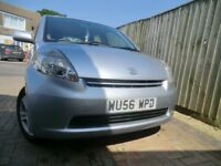 2006 Daihatsu Sirion 1.3SE 5dr Automatic, Extra low mileage.