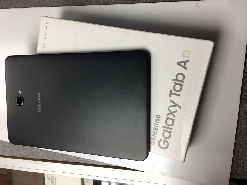 Samsung galaxy tab A 2016 wifi and sim unlockin Leicester, LeicestershireGumtree - Samsung galaxy Tab A 201610.1 inch Its wifi and cellular (sim)Its unlock to all network its can make and receive calls also.(like 2In 1 phone and tab)Exellent conditionWith box charge