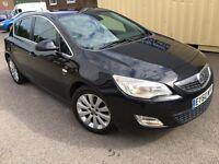 Vauxhall Astra 1.6 i VVT 16v Elite AUTO 5dr £4,650 p/x considered 2010 (60 reg), Hatchback