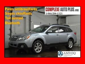 2014 Subaru Outback 2.5i Touring *Toit ouvrant,Mags,Bluetooth