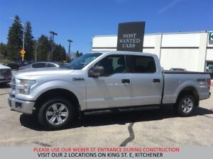 2015 Ford F-150 XLT | 5.0L V8 4X4 SUPERCREW | RUNNING BOARDS