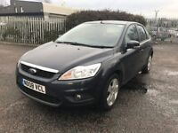 Ford Focus Style 1.6 petrol, 2008,