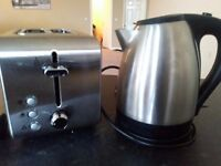 Brand new kettle n toaster