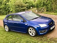 STUNNING 2006 FORD FOCUS ST3 # LOWERED #DECAT #BLOCK MOD #250BHP # SWAPZ-P/X WELCOME