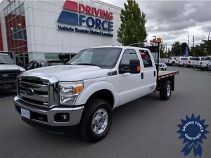 2015 Ford Super Duty F-350 SRW XLT, Safety Beacon, 29,244 KMs