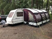 Ace Award Northstar 4 Berth Luxury Caravan Excellent Condition touring motorhome
