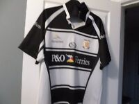 HULL FC HOME SHIRT VERY GOOD CONDITION