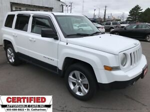 2012 Jeep Patriot Sport ** 4X4, HTD SEATS, BLUETOOTH **
