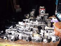 CASH WAITING . Old 35mm cameras. Medium format . Large format. Rangefinders
