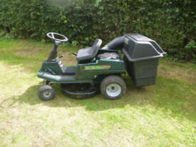 Hayter 10/30 Ride on Mower