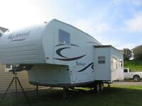 2006 rockwood fifthwheel in MIND condition