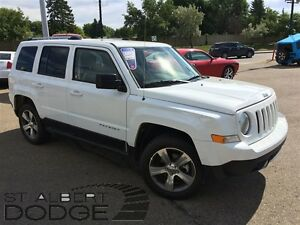 2016 Jeep Patriot NORTH | 4X4 | HEATED LEATHER | PWR SUNROOF