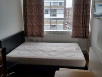 Availablw on 20th june spacious double room