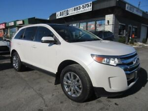 2013 Ford Edge Limited (AWD Leather Navigation Pano Roof)