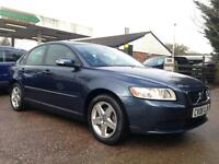 Volvo S40 1.8 S 4dr (blue) 2008