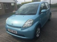 \\\ 07 DAIHATSU SIRION SE ,, AUTO ,, ONLY 62K \\\ IST CLASS CONDITION ONLY £1499