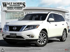 2016 Nissan Pathfinder SV - BLUETOOTH, 3RD ROW SEATING