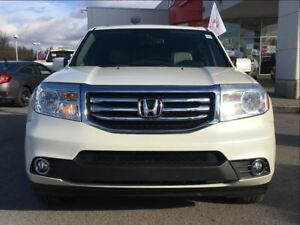 2014 Honda Pilot EX-L 4WD 5AT, ACCIDENT-FREE, ONE OWNER