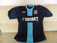 Westham official tops