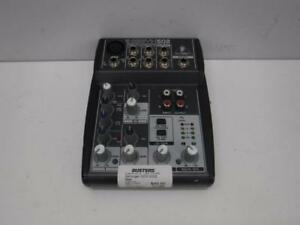 Behringer Mixer. We Buy and Sell Used Pro Audio. 116638. JV720431