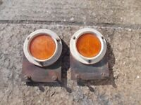 Reflectors for old military trailer/vehicle