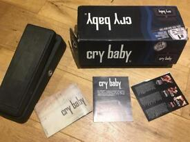 Dunlop Cry Baby Wha Pedal