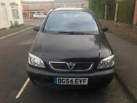 Vauxhall Zafira 7-Seater 54-Reg 2.0 DTi 12 MONTHS MOT SERVICE £895