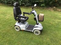 Invacare Orion 8mph mobility scooter in fantastic condition can deliver
