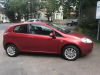 2006 Fiat GRANDE PUNTO with 1 year mot
