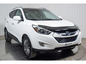 2014 Hyundai Tucson GLS AWD CUIR TOIT PANO CAMERA DE RECUL