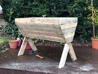 Veg Trug/Flower Planter - High Quality - Handmade To Order - Starting From £40