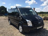 SWB 2.2TDCi (140ps) 280 Low Roof Van Limited (FWD)