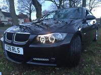 BMW 318D M SPORT 2007 PSH TOP SPEC EXTRAS £4095 Ono