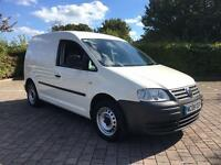 2008 Volkswagen Caddy 2.0 SDI PD Van 4dr LONG MOT, EXCELLENT CONDITION