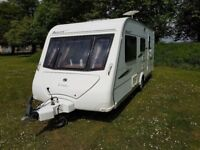 Elddis Avante Club 524 2008 4 berth