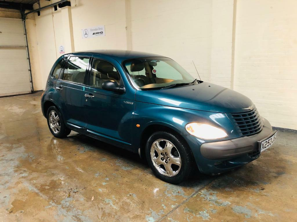 Chrysler pt cruiser 2.0 limited edition in immaculate condition 1 owner low  mileage 55000