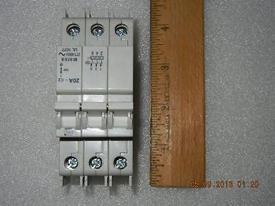Cbi Breaker - CBI QZ-3-13-D-20 Circuit Breaker, New