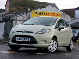 Ford Fiesta 1.25 Style 3dr [82] (green) 2009