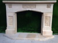FIREPLACE SURROUNDS - FACTORY SECONDS