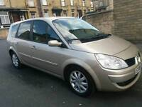 2008 Renault Grand Scenic 2.0 AUTOMATIC VVT Dynamique 7 SEATS