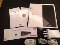 HUAWEI P9 32GB - black, unlocked, Android – 100% BRAND NEW + UNUSED - original box + all accessories