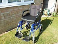 Enigma CE lightweight Wheelchair