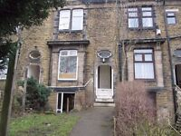 Spacious One Bedroom unfurnished garden flat to let close to central Dewsbury. Rent Includes Bills!