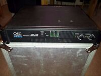 "QSC RMX2450 power amplifier "" full working order"""