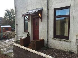 2 Bedroom unfurnished Semi Detached house, Pitkerro Road £550pm