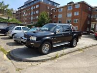 Mitsubishi l200 warrior 4x4 with low mileage