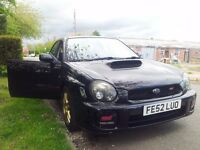 Subaru Impreza STI GREAT CONDITION!