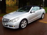 Mercedes Benz E350 SE cdi BluEefficiency A Convertible