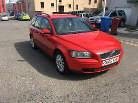 Volvo V50 2005 1 lady owner from new